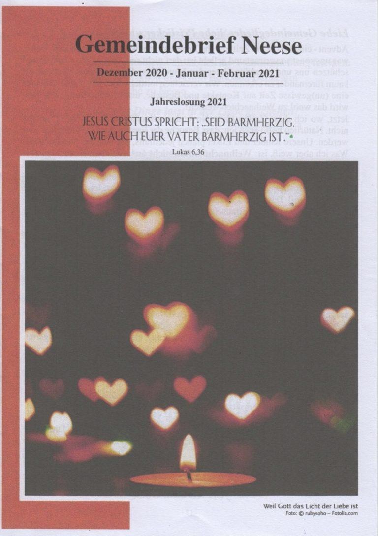 Deckblatt Gembrief Dez- Feb